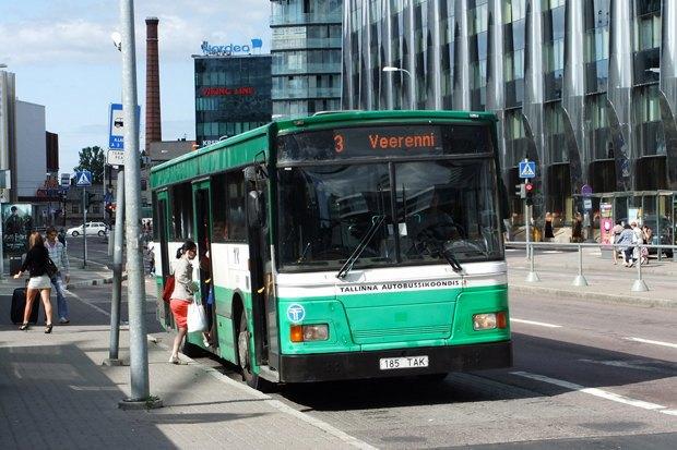 Как в Таллине сделали бесплатным общественный транспорт. Изображение № 1.