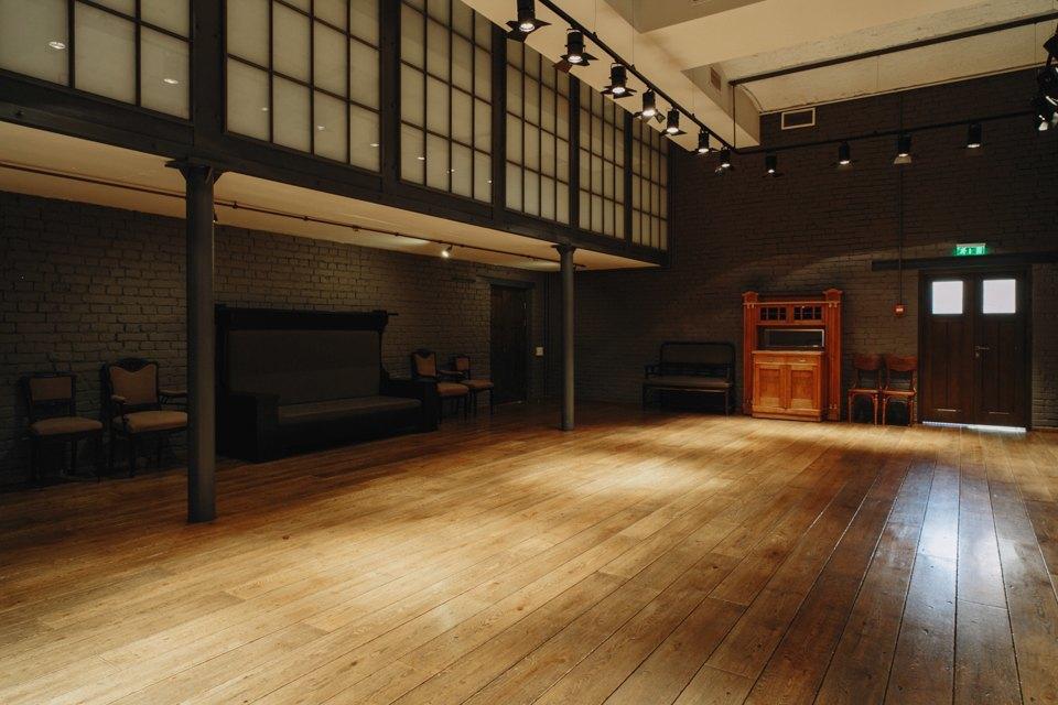 «Студия театрального искусства» вздании бывшей фабрики. Изображение № 22.