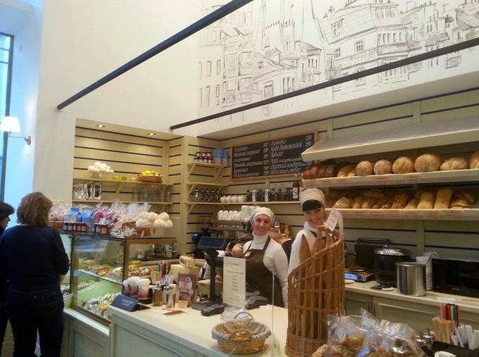На Тверской открылась новая пекарня «Волконский у дома». Изображение № 2.