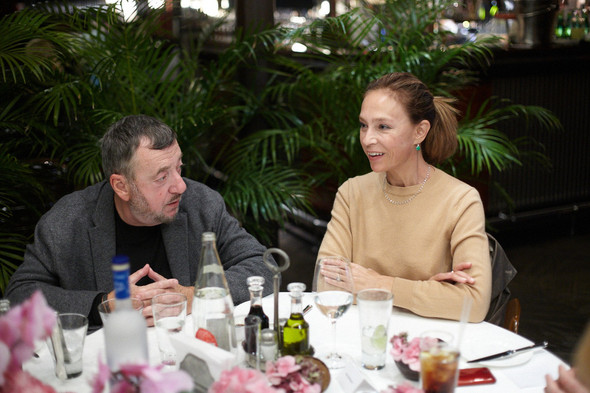 Разговоры на ужине: Люди, которые делают красоту. Изображение № 20.