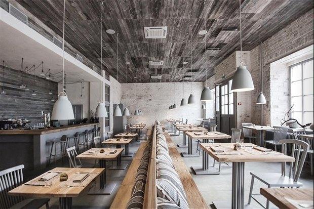 Рестораны Twins иBjorn, кафе Buro Canteen, новые Beverly Hills Diner иMax Brenner. Изображение № 2.