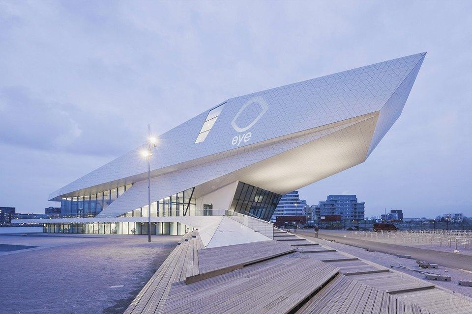 Остердокс, центр новой архитектуры Амстердама. Изображение № 11.