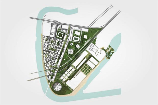 «Полуостров ЗИЛ» превратят в город в городе. Изображение № 3.