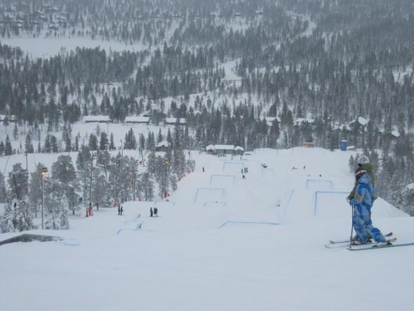 Новогодний трип в Trysil (Трисиль) в Норвегию. Изображение № 4.