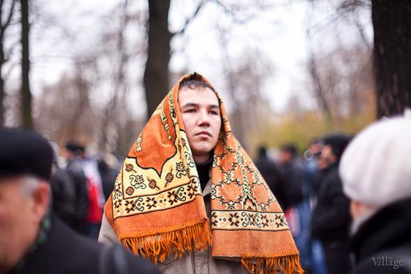 Фоторепортаж: Празднование Курбан-Байрама в Петербурге. Изображение № 12.