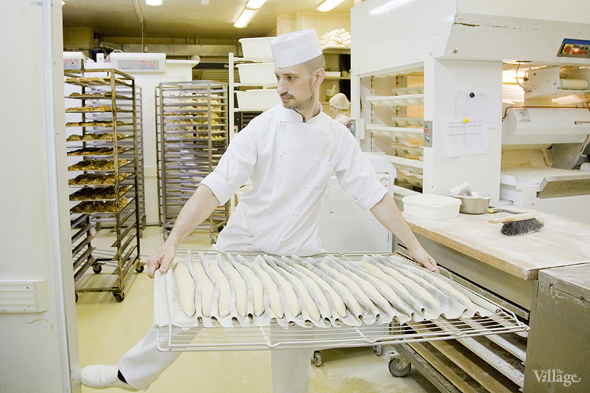 Фоторепортаж с кухни: Как пекут хлеб в «Волконском». Изображение № 16.