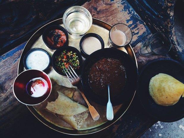 В «Москва-Дели» начали готовить обеды. Изображение № 6.