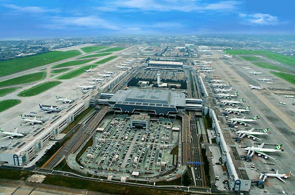 Аэротрополис Taoyuan, Япония. Изображение № 9.