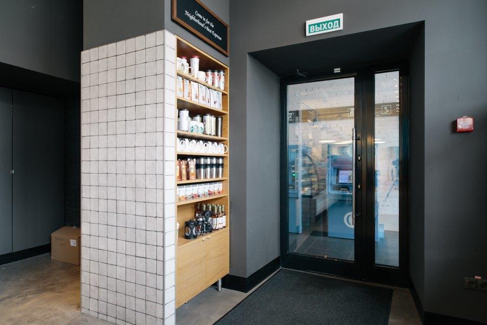 Отделение банка«Открытие», совмещённое с кофейней. Изображение № 25.
