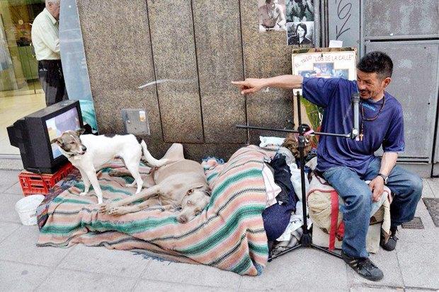 Латинский квартал: Как жители Буэнос-Айреса отомстили за бездомного. Изображение № 1.