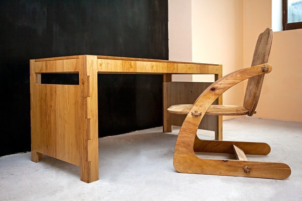 Сделано в Киеве: Мебель HovART Workshop. Изображение № 1.