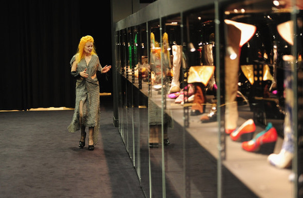 Изображение 13. В «Цветном» пройдет выставка Vivienne Westwood.. Изображение № 3.