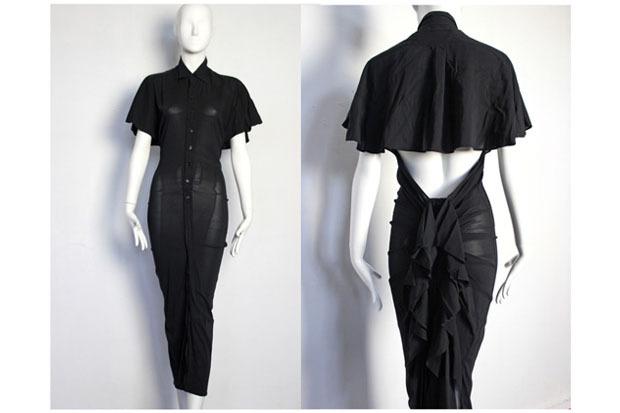 Платье Jean Paul Gaultier, размер 40, 5 крабов. Изображение № 1.