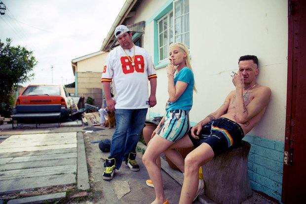 Гости столицы: DieAntwoord о бане, травмах и московской жести. Изображение № 7.