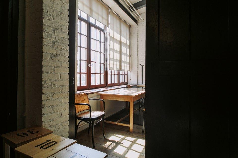 «Студия театрального искусства» вздании бывшей фабрики. Изображение № 37.