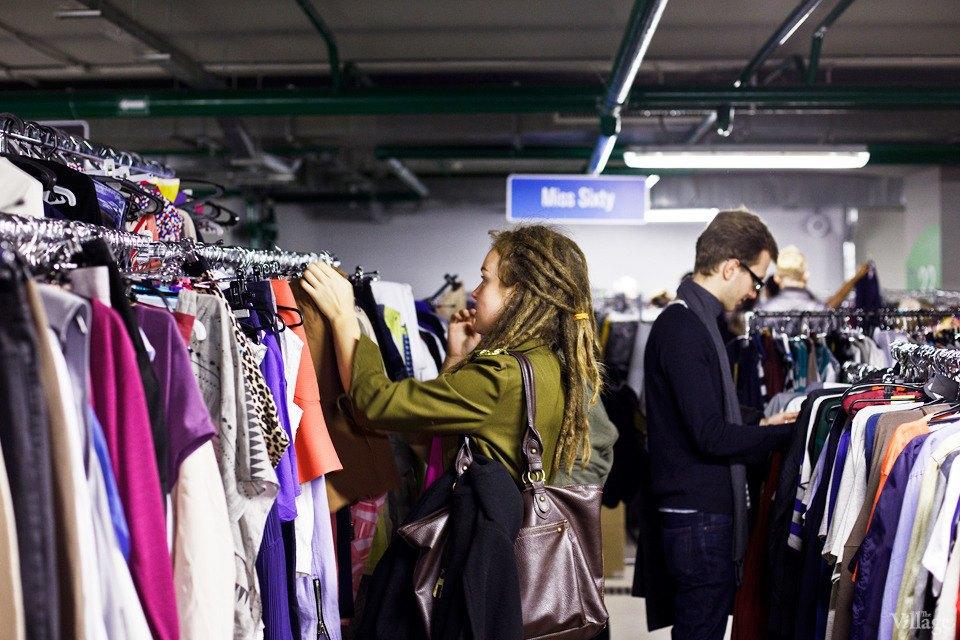 Люди в городе: Посетители Garage Sale о выгодных и спонтанных покупках. Изображение № 26.