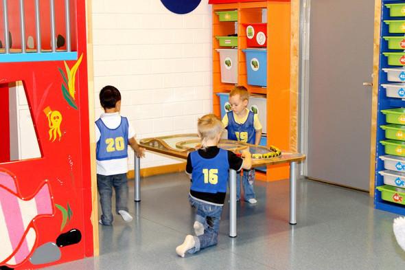 Игровой момент: Детские комнаты в торговых центрах. Изображение № 6.