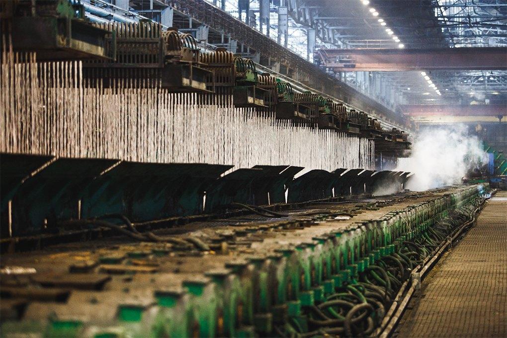 Производственный процесс: Как плавят металл. Изображение № 18.