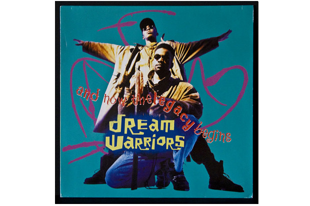 Исполнитель: Dream Warriors. Альбом: And Now The Legacy Begins. Лейбл: 4th & Broadway. Год записи: 1991. Страна: Germany. Цена: 650 рублей. Изображение № 5.