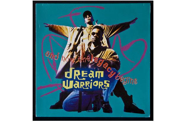 Исполнитель: Dream Warriors. Альбом: And Now The Legacy Begins. Лейбл: 4th & Broadway. Год записи: 1991. Страна: Germany. Цена: 650 рублей. Изображение № 5.