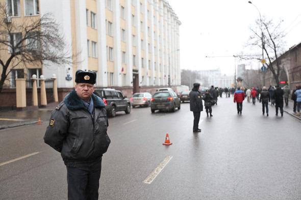 Народ против: Главные протесты 2011 года. Изображение № 65.