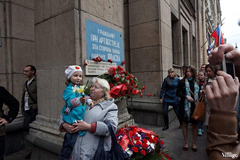 Фоторепортаж: День Победы в Петербурге. Изображение № 1.
