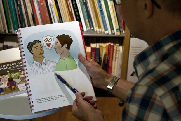 Как датских школьников учат сексуальной грамотности . Изображение № 6.