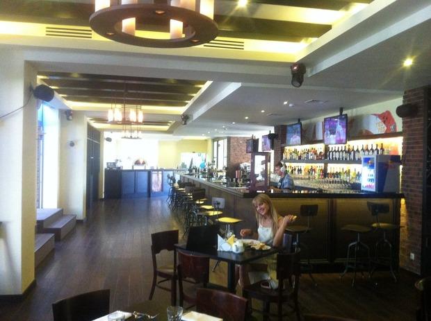 На Красной Пресне открылся первый ресторан сети Serafina. Изображение № 4.