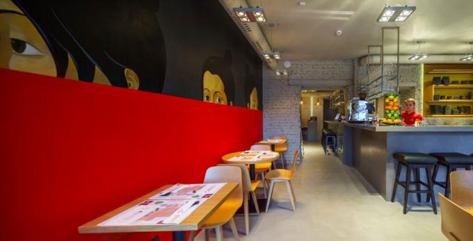 В Москве открылся второй суши-бар Buba by Sumosan. Изображение № 1.