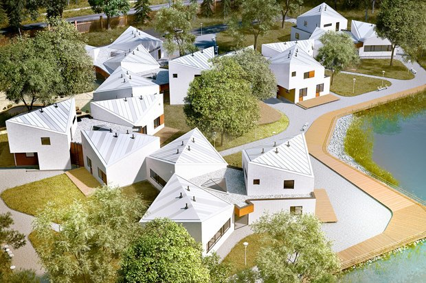 Архитектор Максим Батаев— про дома престарелых, где всё для людей. Изображение № 3.