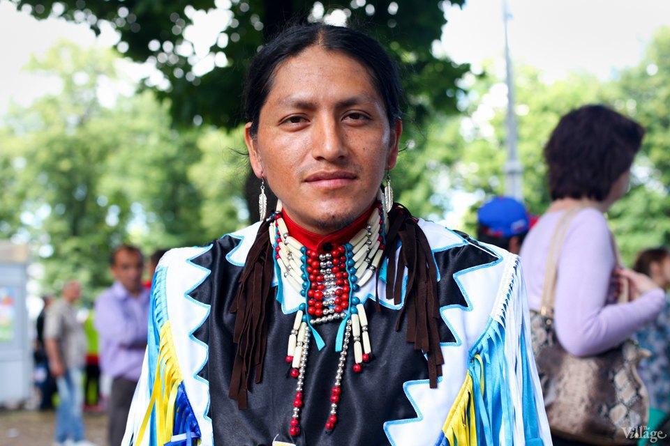 Гости столицы: Как вМоскве оказались индейские музыканты. Изображение № 27.