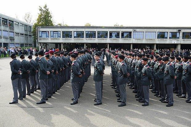 Как у них: Жители Израиля, Дании, Германии, Греции, США — о службе в армии. Изображение № 14.