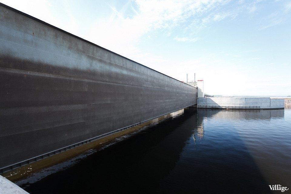 После нас хоть потоп: Как работает дамба вКронштадте . Изображение № 47.