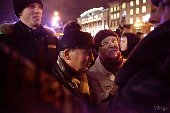 Хроника выборов: Нарушения, цифры и два стихийных митинга в Петербурге. Изображение № 31.