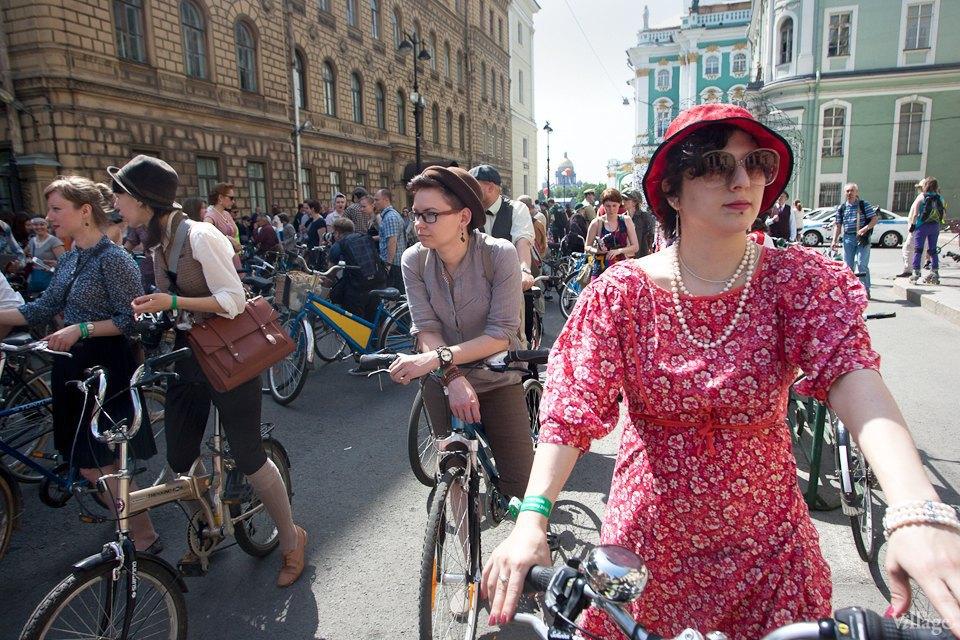 Люди в городе: Участники «Твидового вояжа» в Петербурге. Изображение № 26.