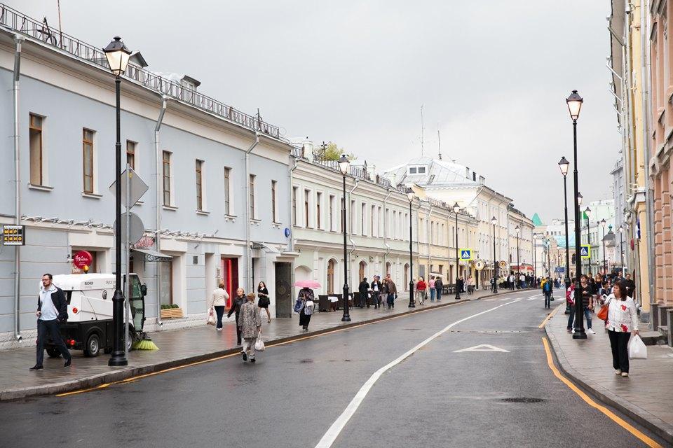 Обновлённые улицы Покровка иМаросейка. Изображение № 26.
