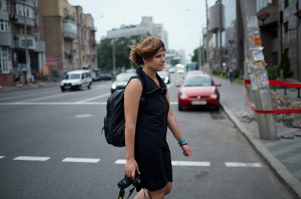 Фотопрогулка по улице Антоновича с Сашей Лебедевой . Изображение № 3.