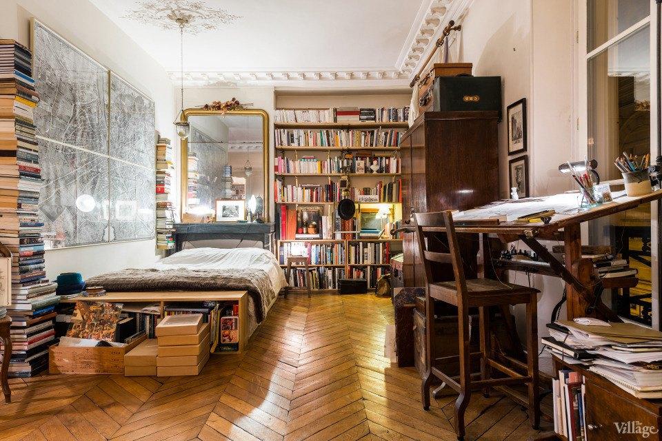 Квартиры мира: Париж. Изображение № 7.