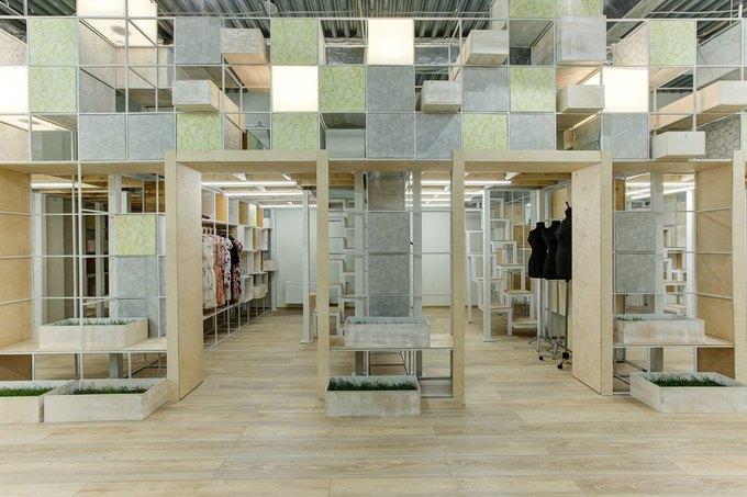 В ТРК «Монпансье» открывается галерея содеждой российских дизайнеров . Изображение № 3.