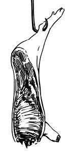 Части тела: Из чего сделаны стейки в ресторанах. Изображение № 7.