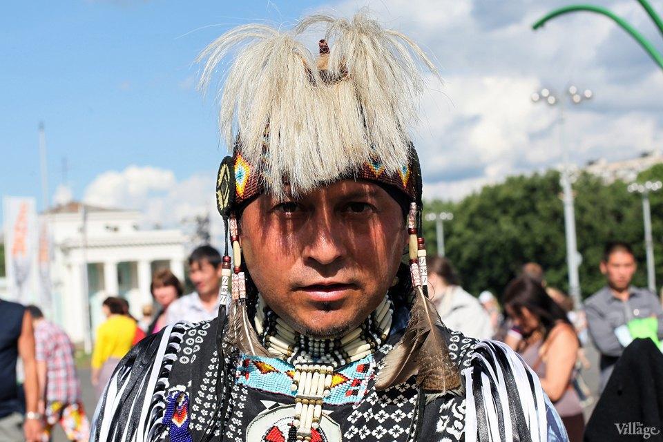 Гости столицы: Как вМоскве оказались индейские музыканты. Изображение № 20.