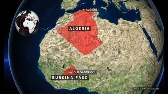 Самолёт Air Algérie со 110 пассажирами на борту не выходит на связь. Изображение № 1.