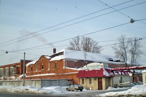 Производственные здания пивомёдоваренного завода «Бавария». Изображение № 8.