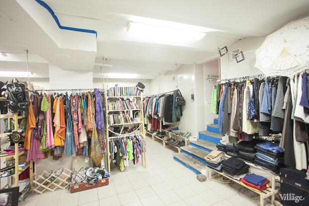 Гид по секонд-хендам и винтажным магазинам: 11 мест в Петербурге. Изображение № 146.