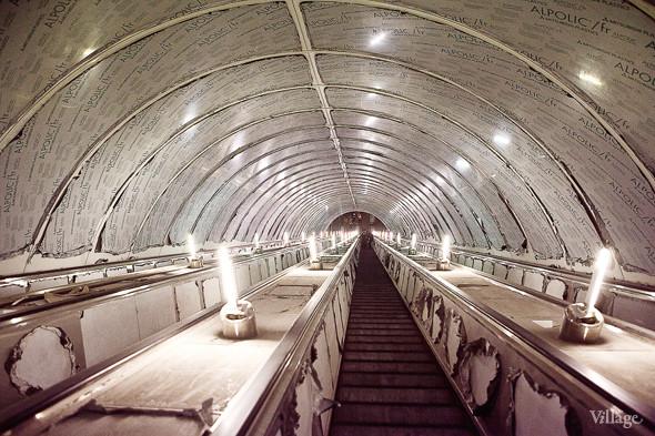 Фоторепортаж: Станция метро «Адмиралтейская» изнутри. Изображение № 20.