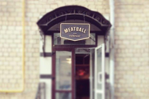 Открытия недели: Meatball Company, пекарня Roulette, флагманская «Кофемания», «Воккер» в парках. Изображение № 3.