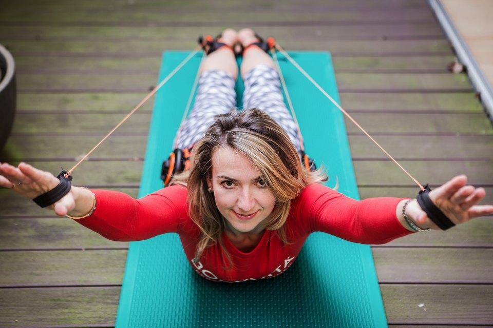 Как бывшая спортсменка открыла студию пилатеса вАмстердаме. Изображение № 9.