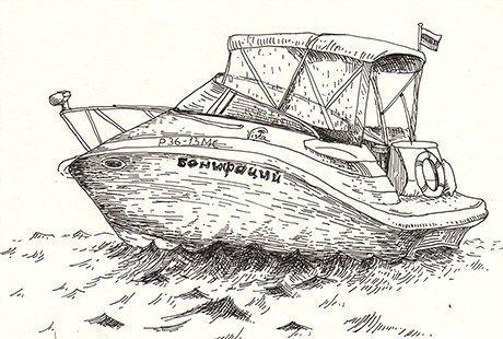 Яхт-клуб. Изображение № 4.
