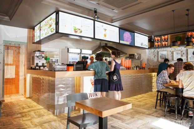 Новое место: Кафе «Вок-Стрит». Изображение № 9.