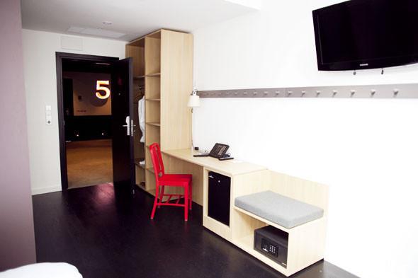 На «Даниловской мануфактуре» открылся лофт-отель. Изображение № 24.